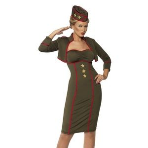 Army Pinup Girl Costume